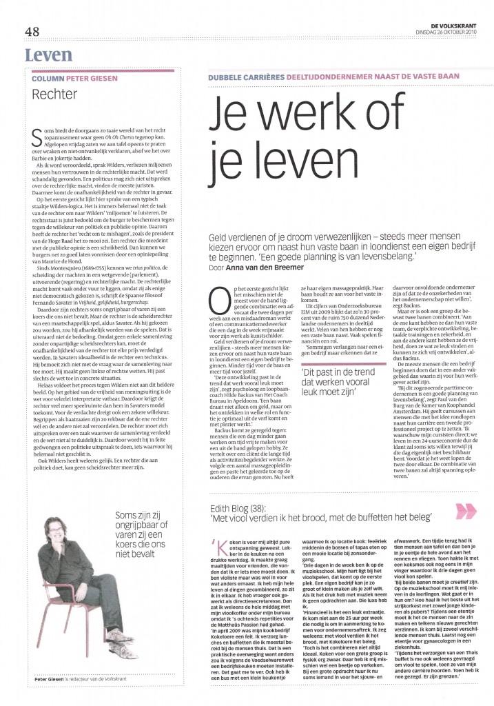 Volkskrant 2919 blad 123062013