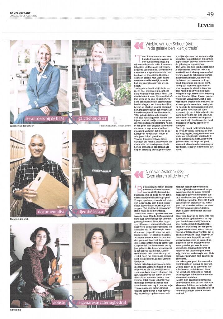 Volkskrant 2919 blad 223062013